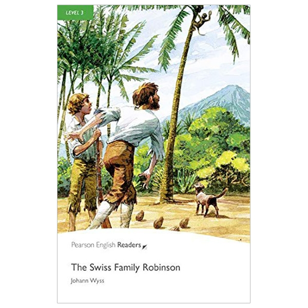 Level 3: The Swiss Family Robinson Book and MP3 Pack (Pearson English Graded Readers)