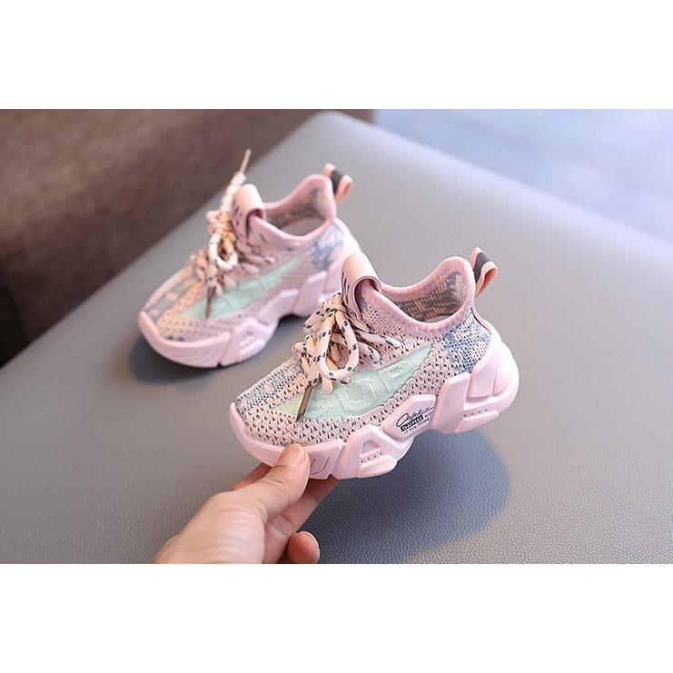 Giày trẻ em sneaker   Giày bé trai bé gái sneaker giá rẻ đi học đi chơi