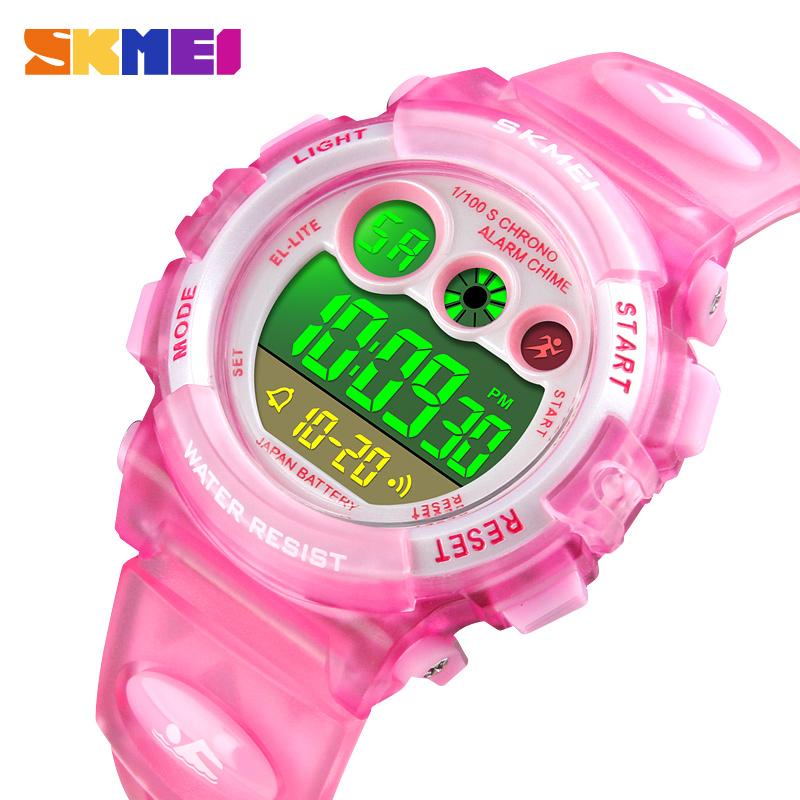 Đồng hồ đeo tay Skmei - 1451PK-Hàng Chính Hãng