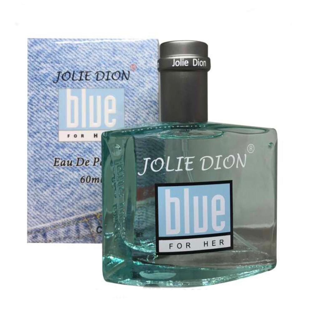 Nước hoa Blue Jolie Dion for Her Eau De Parfum 60ml (Code:013) Made in Singapore