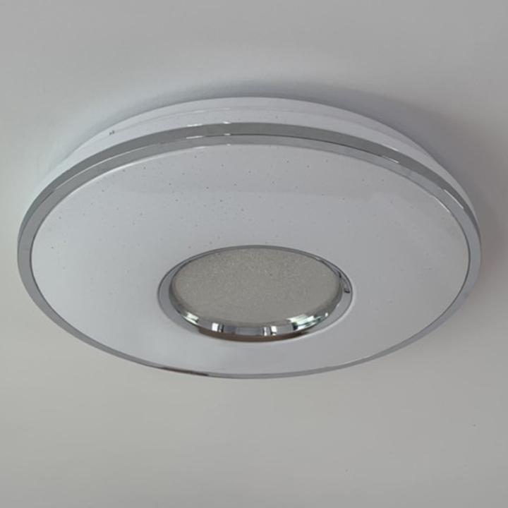 Đèn LED ốp trần 490/40W – điều khiển bằng Remote