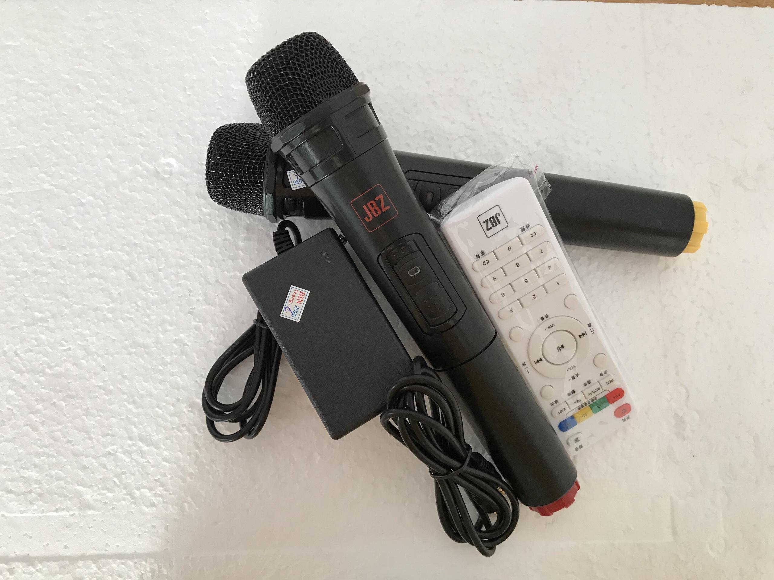 """Loa Kéo """"JBZ NE-109"""" karaoke di động bass 3 tấc - SẢN PHẨM CHÍNH HÃNG"""