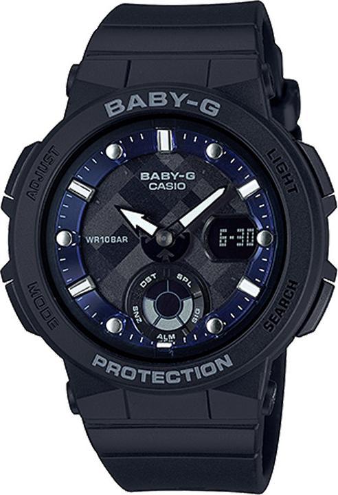 Đồng hồ nữ dây nhựa Casio Baby-G chính hãng BGA-250-1ADR