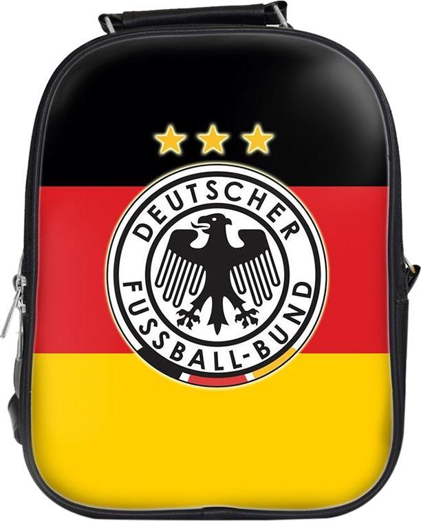 Balo Unisex Thời Trang In Hình Đức - BLST014 Nhỏ