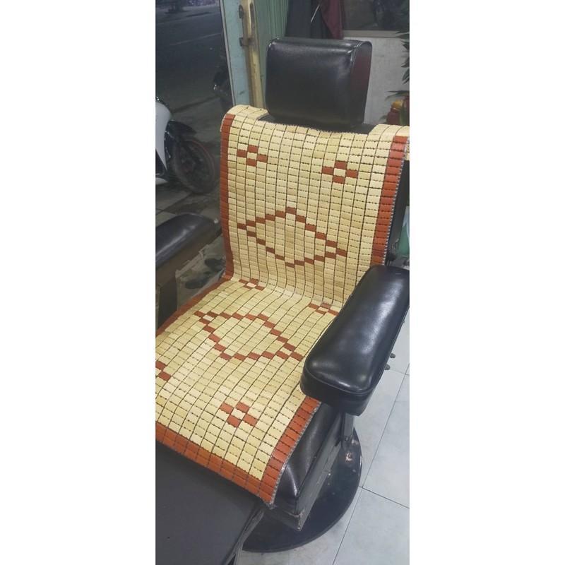 Chiếu trúc trải ghế cắt tóc ghế giám đốc