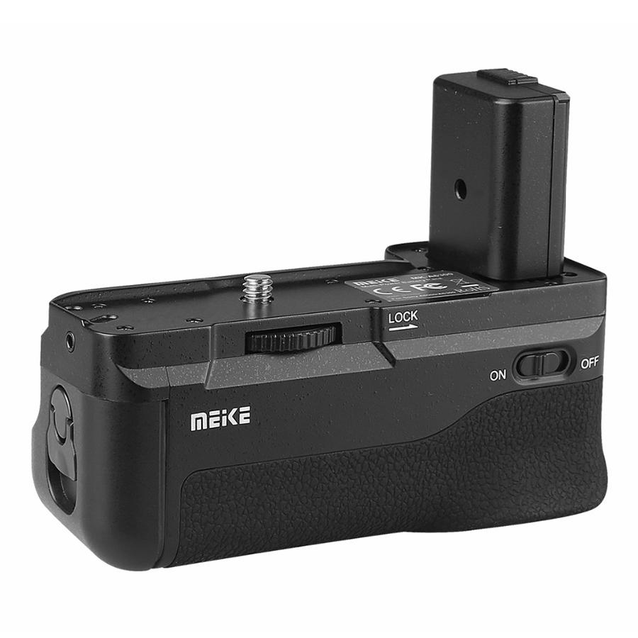 Grip Sony A6300 A6000 Cho Sony Meike MK-A6300 Pro - Hàng Nhập Khẩu