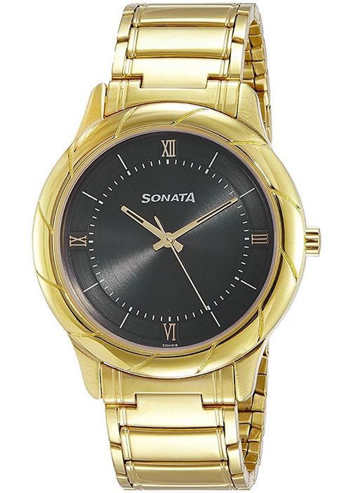 Đồng hồ đeo tay hiệu Sonata 7125YM02