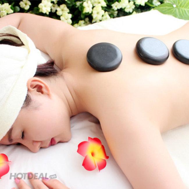 Bộ 5 Viên Đá Nóng Massage Ovan Trung