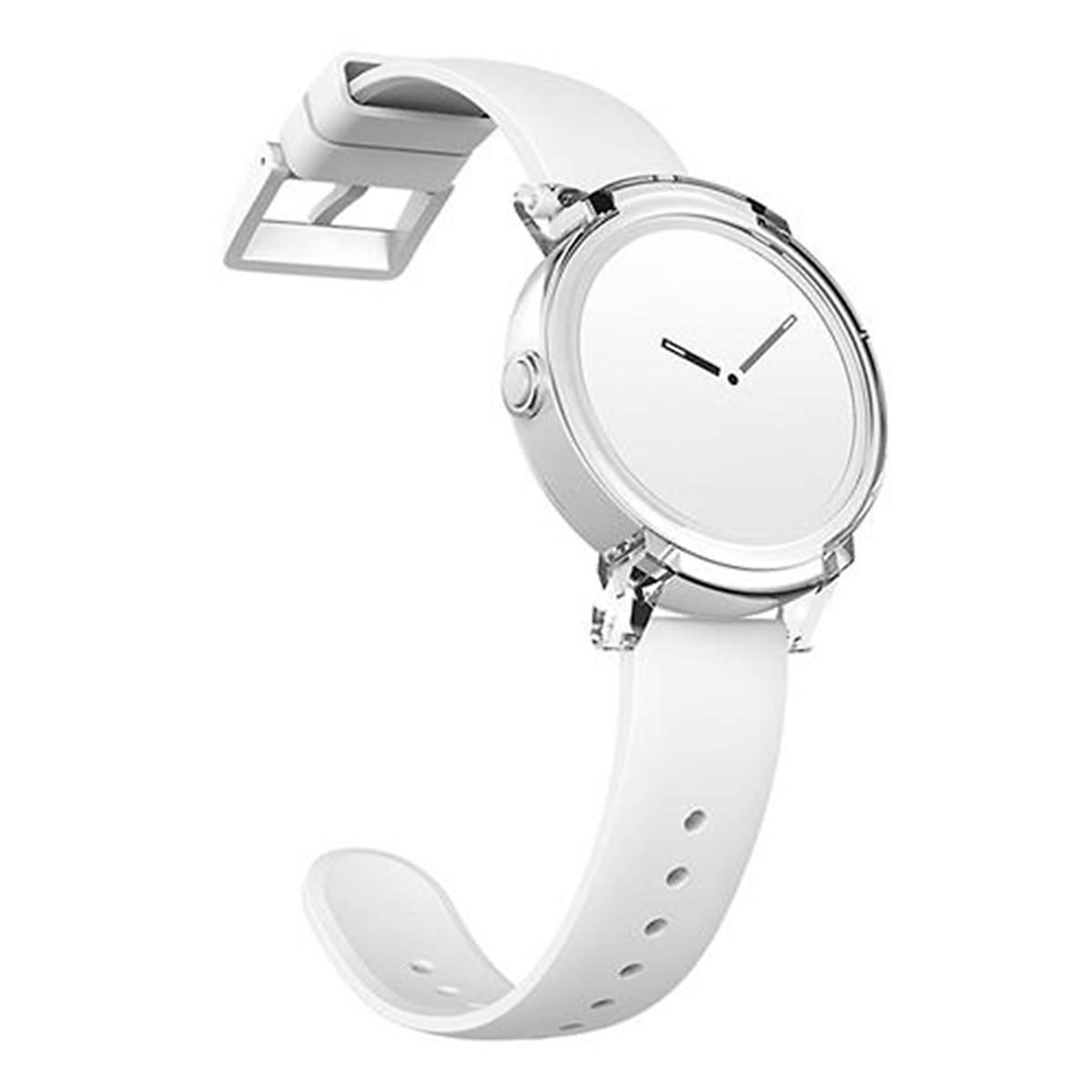 Đồng hồ thông minh TicWatch E Trắng - Hàng chính hãng 100%