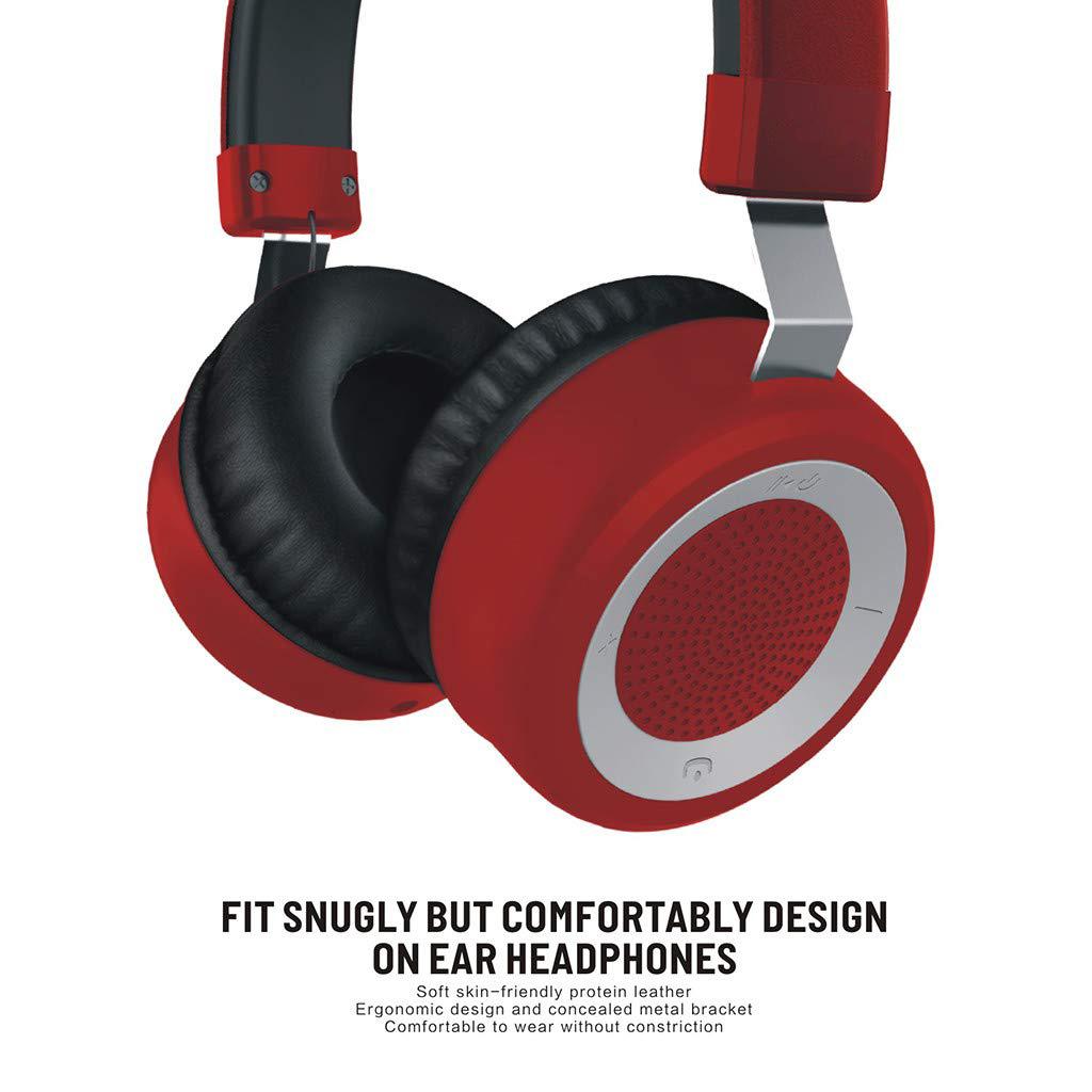 Tai nghe Chụp Tai Bluetooth Headphone 5.0 Legaxi Đàm Thoại Cao Cấp - Hàng Chính Hãng