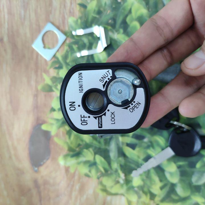Bộ ổ khóa dành cho xe VISION đời từ 2014 đến 2016 - Ổ khóa điện xe Vision dễ dàng lắp đặt, Chất lượng cao - TA2811