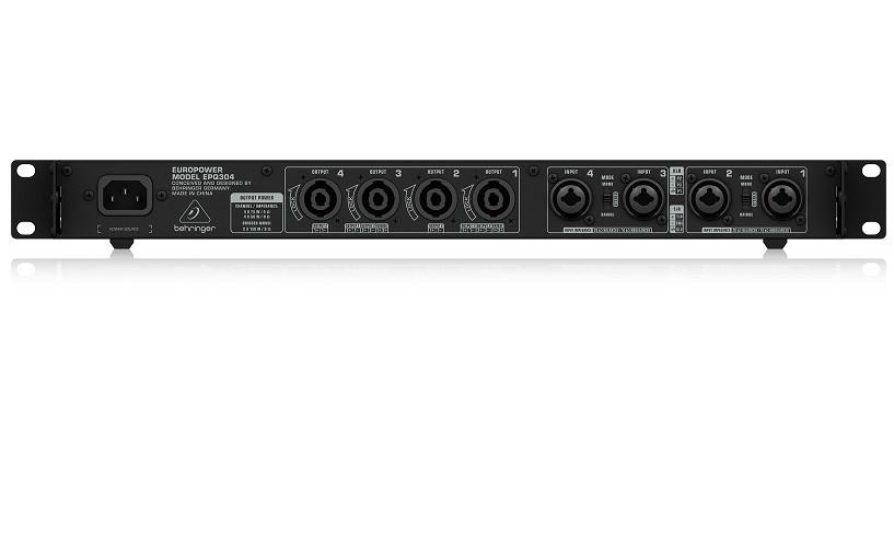 Behringer Europower EPQ304 Power Amplifier- Hàng Chính Hãng