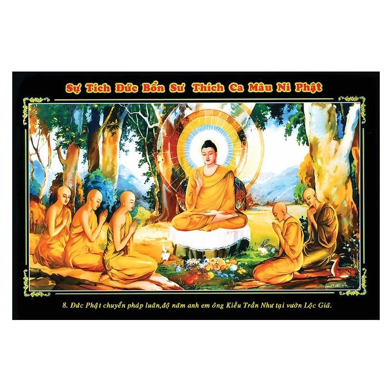 Tranh Phật Giáo Phật Thích Ca Mâu Ni 2064
