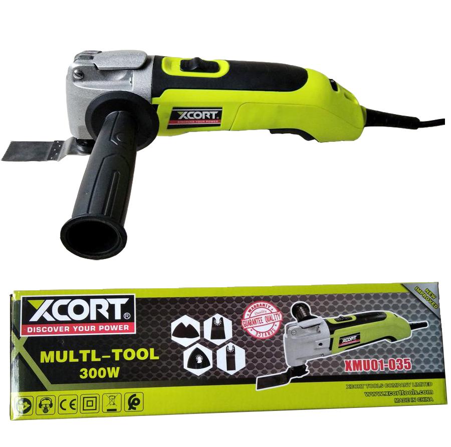 Máy cắt rung-Máy cắt góc rung đa năng XCORT Tặng kèm lưỡi