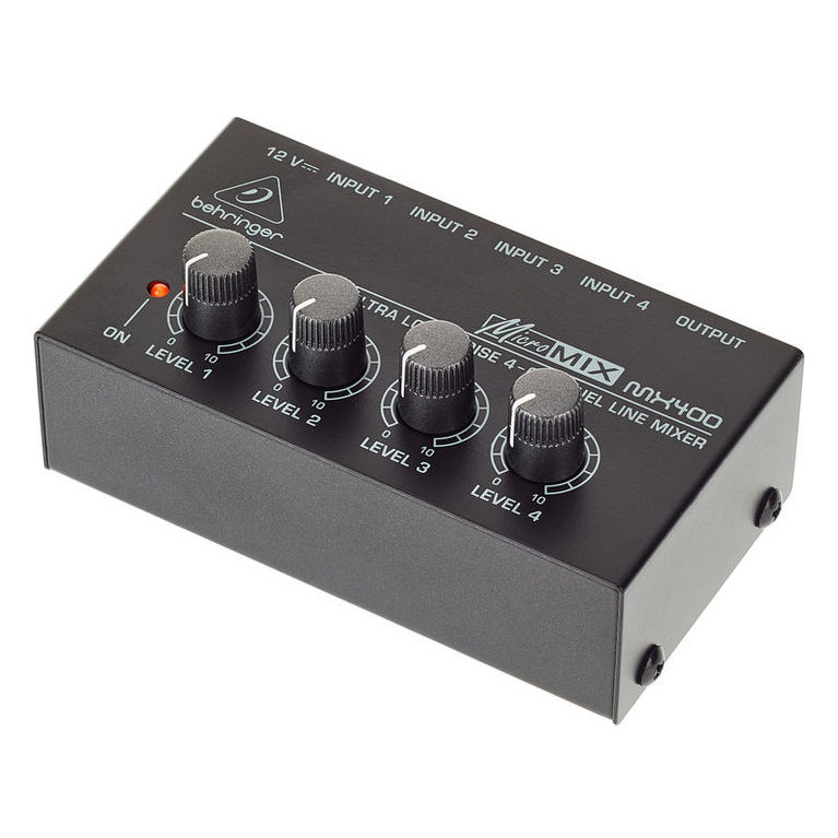 Bàn trộn 4 kênh MX400-EU - Hàng chính hãng