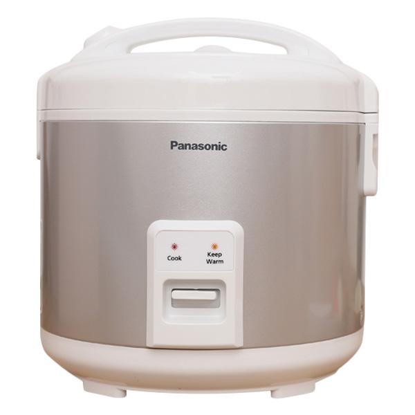 Nồi cơm điện nắp gài Panasonic PANC-SR-MVN187LRA 1.8L - Lòng nồi chống dính - Gồm 3 chế độ nấu - Hàng Chính Hãng