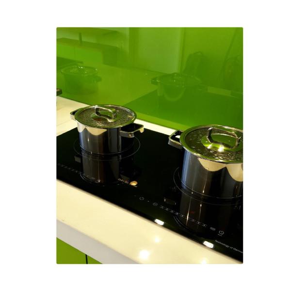 Bếp điện từ đôi DAVID.home DH-02 - Hàng nhập khẩu