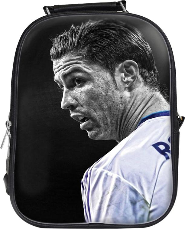 Balo Unisex In Hình Ronaldo - BLST120 Mẫu 120 Nhỏ