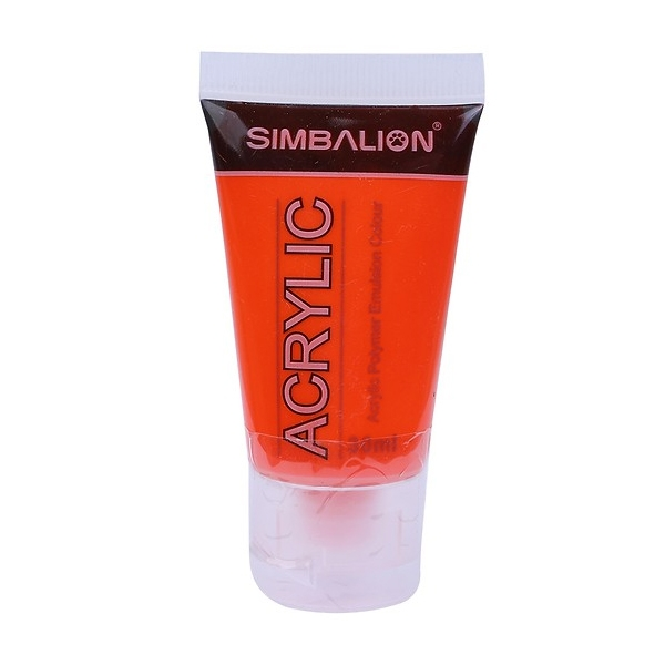 Màu Vẽ Simbalion Acrylic 30ml NAC30 - 07 - Son