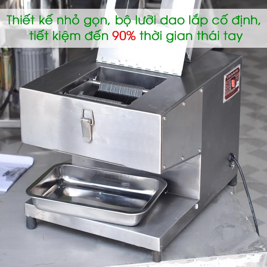 Máy Cắt, Thái Thịt Bò JZ Đa Năng, Thái Mỏng, Nhanh NEWSUN
