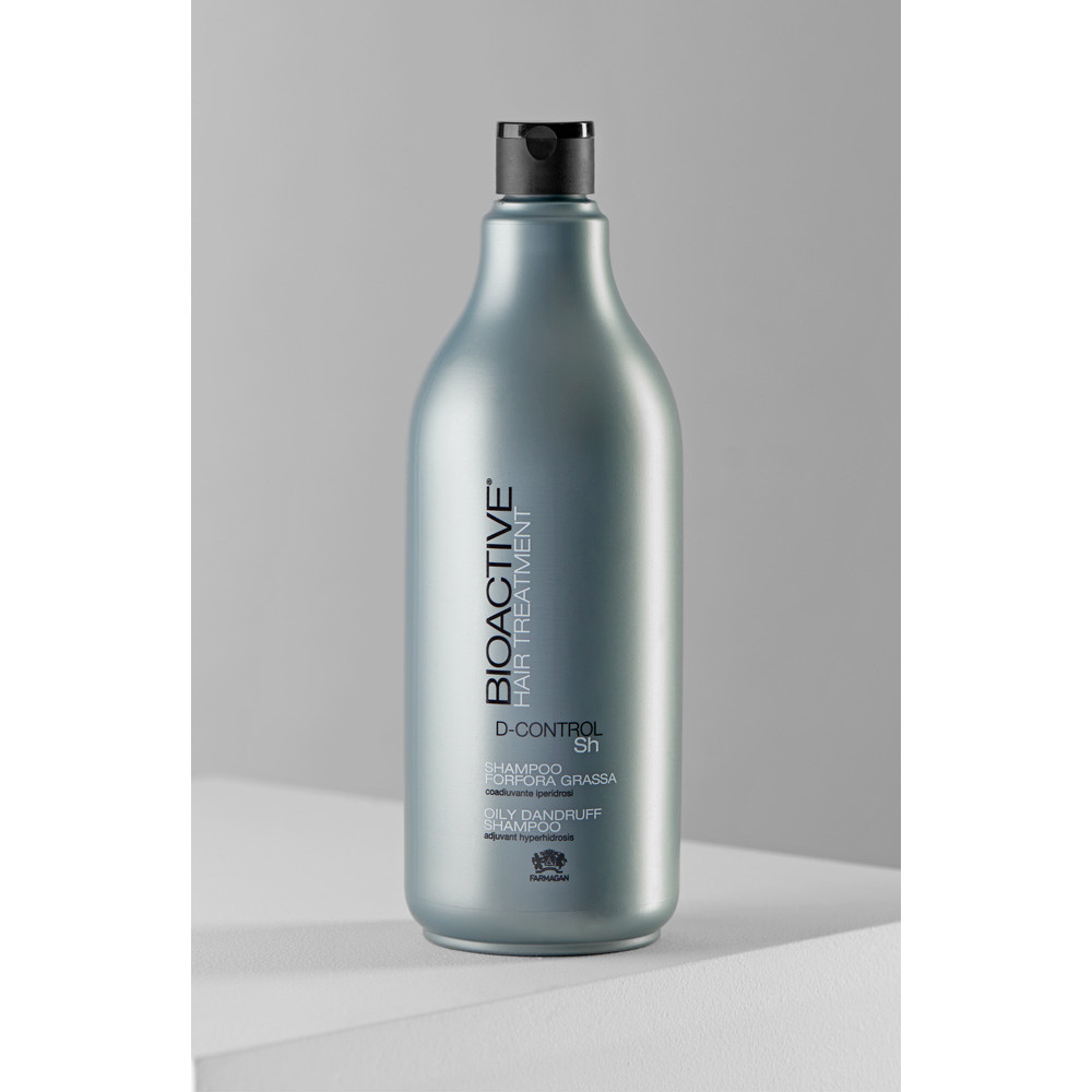 Dầu gội Farmagan D-CONTROL trị gàu cho tóc dầu 1000 ml