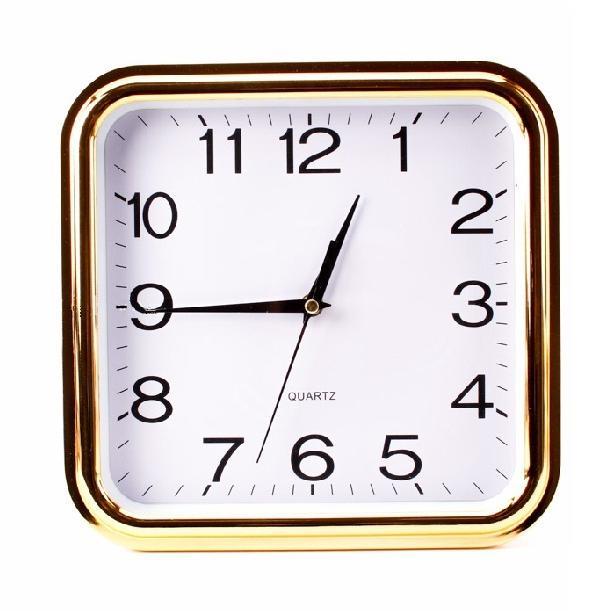 Đồng hồ treo tường kim trôi cao cấp Classic 368