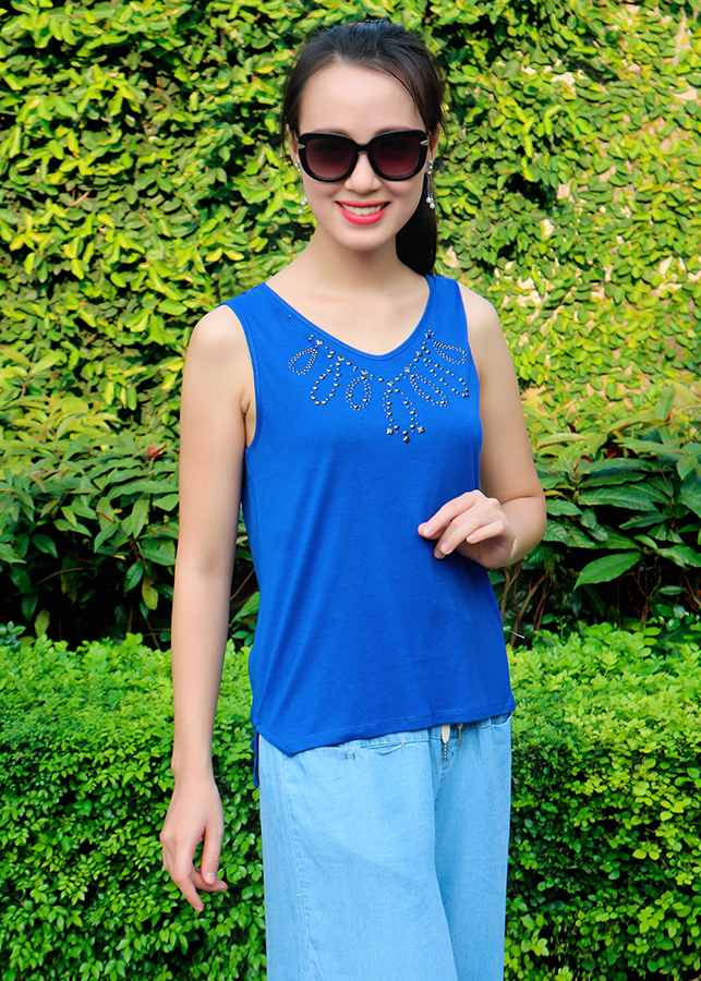 Áo kiểu nữ Narsis L7026 - L