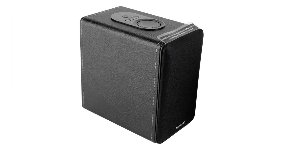 Loa Microlab H20 2.0 Bluetooth (36W) công suất lớn - Hàng chính hãng