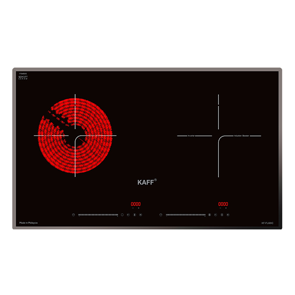 Bếp Điện Từ Kết Hợp KAFF KF-FL68ICK - Hàng chính hãng