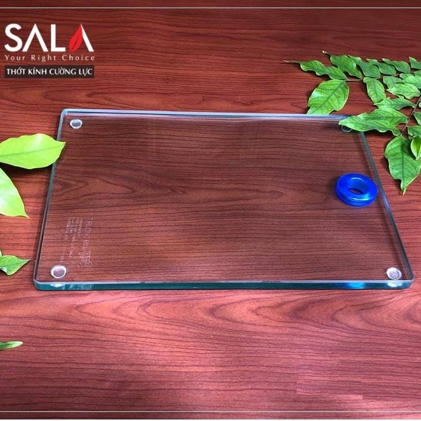 Thớt kính cường lực Sala an toàn và bền đẹp  - Hàng chuẩn loại 1