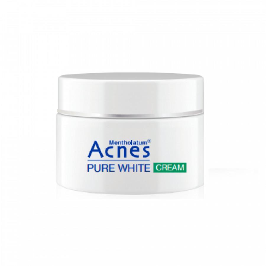 Kem Dưỡng Trắng Acnes Pure White Cream 50g