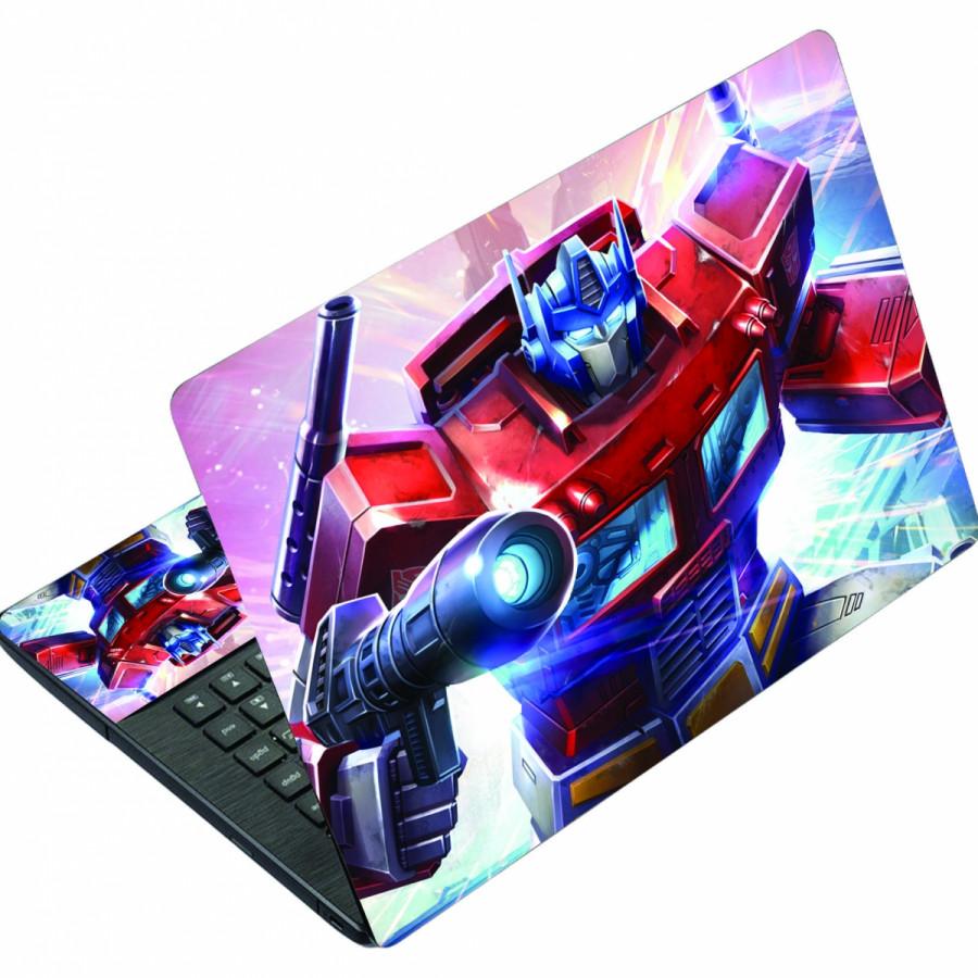 Mẫu Dán Laptop Hoạt Hình LTHH - 382