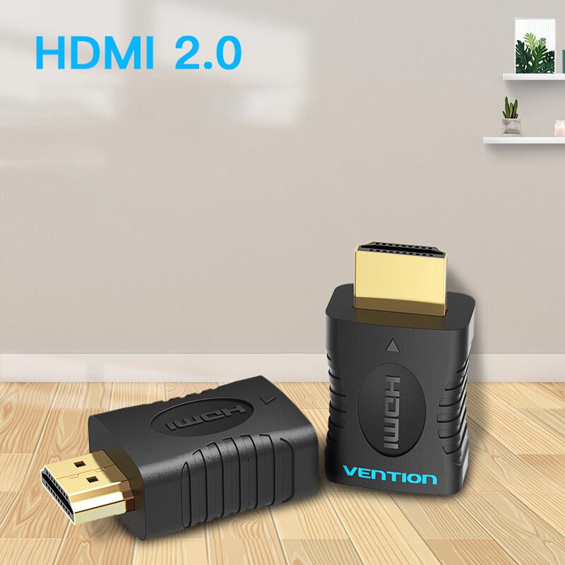 Đầu nối HDMI Female to HDMI Male VENTION AIAB0 - Hàng chính hãng