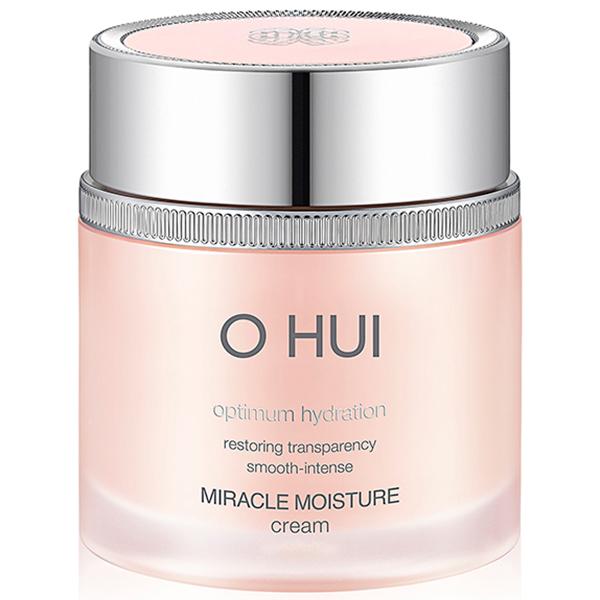 Kem Dưỡng Ẩm Mịn Mượt Căng Sáng Da OHUI Miracle Moisture Cream 60ml