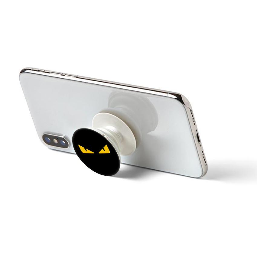 Gía đỡ điện thoại đa năng, tiện lợi - Popsockets - In hình MONSTER 02 - Hàng Chính Hãng