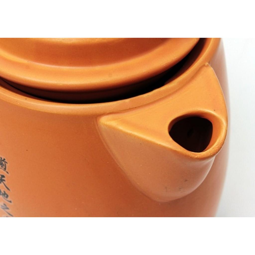Ấm săc thuốc điện tự động ngắt, dễ sử dụng Fujiika, màu sắc hài hòa-hàng chính hãng