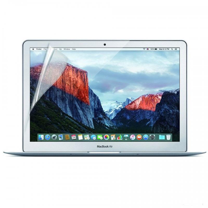 Bộ dán Full JCPAL MacGuard 5 in 1 cho Macbook Air 13''- Hàng chính hãng
