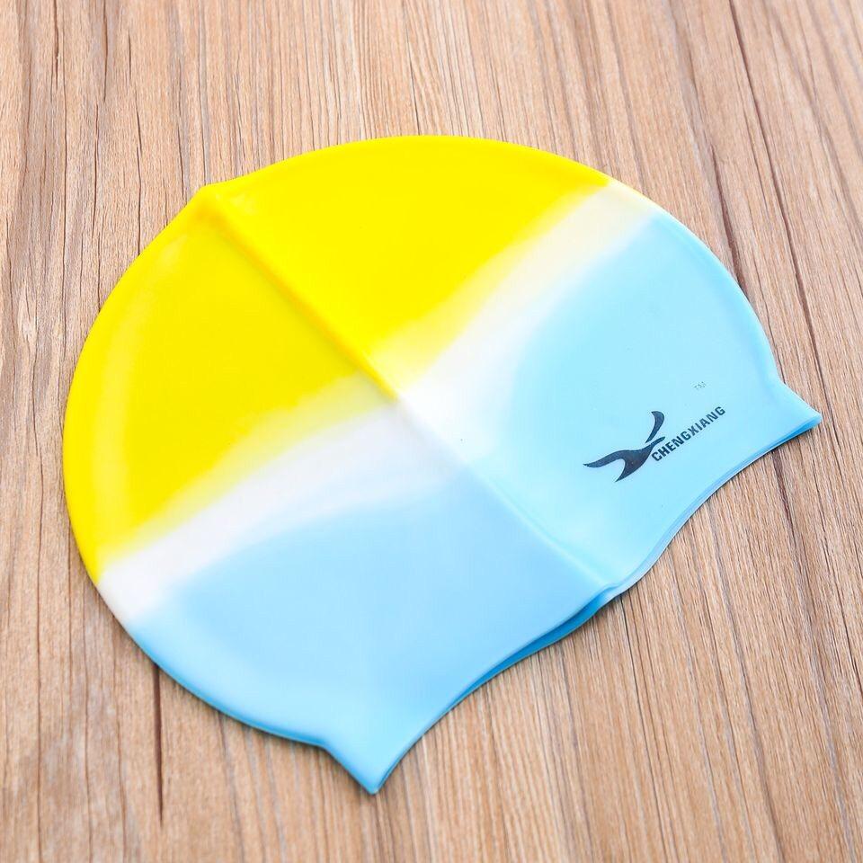 Nón Bơi Cao Su Thời Trang MB01 Dành Cho Người Lớn