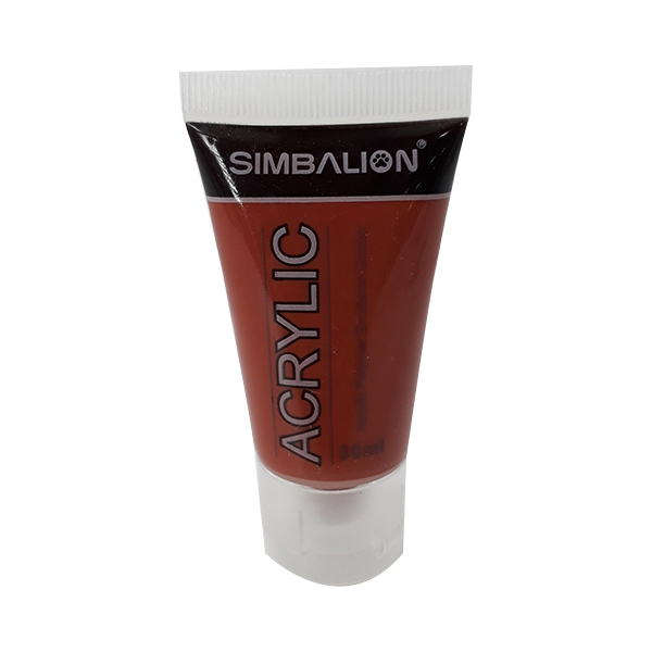 Màu Vẽ Simbalion Acrylic 30ml NAC30 - 05 - Nâu