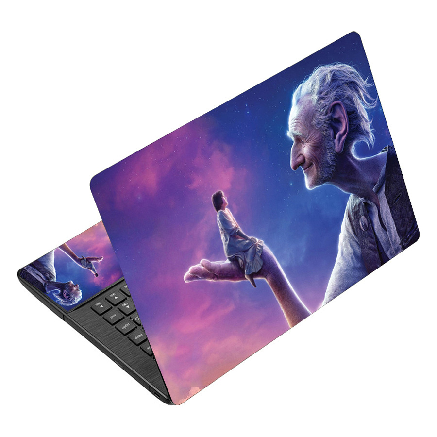 Miếng Dán Decal Dành Cho Laptop Mẫu Điện Ảnh LTDA-110