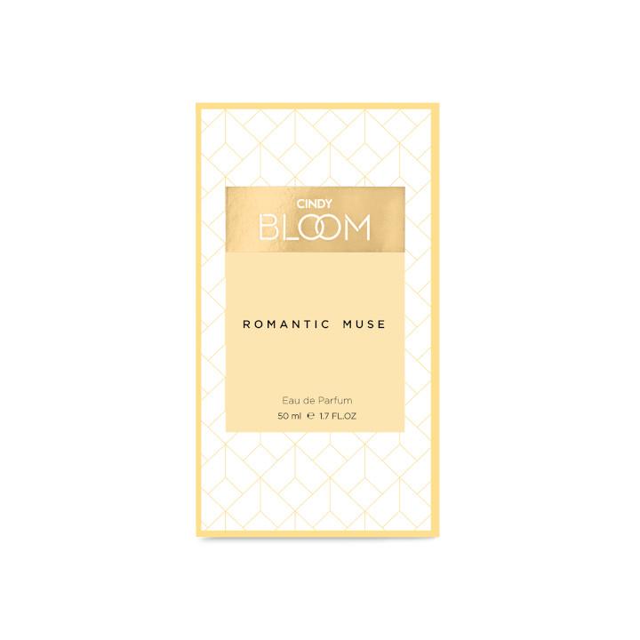 Nước hoa nữ Cindy Bloom Romantic Muse mùi hương quyến rũ lãng mạn 50ml chính hãng