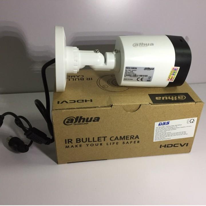 Camera Dahua 2 Mp DH HAC B1A21P 1080P - Thân Trụ Ngoài Trời - Hàng chính hãng