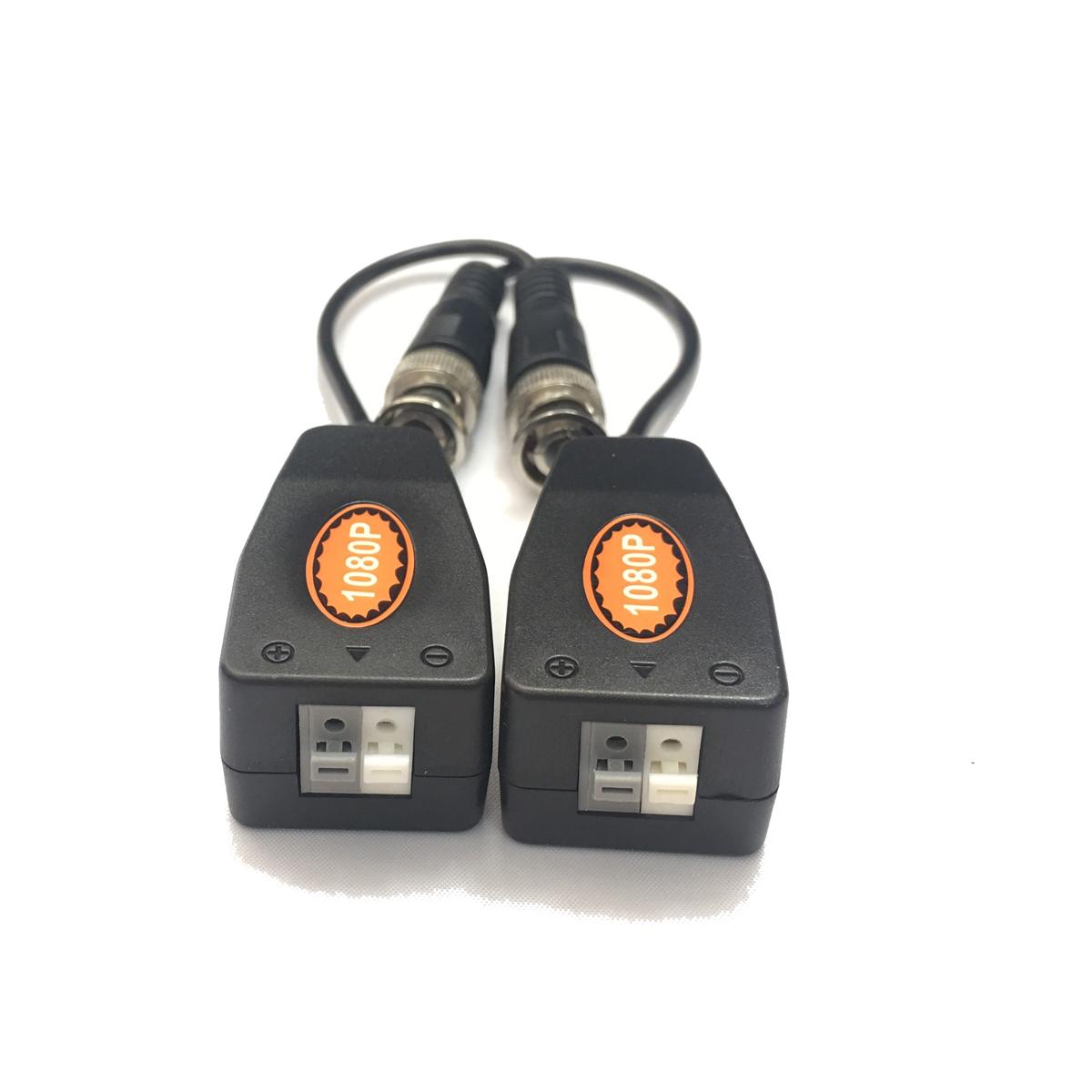 Vireo Balun YJS-2301HD (2 chiếc ) dành Camera AHD, HD-TVI, HD- CVI