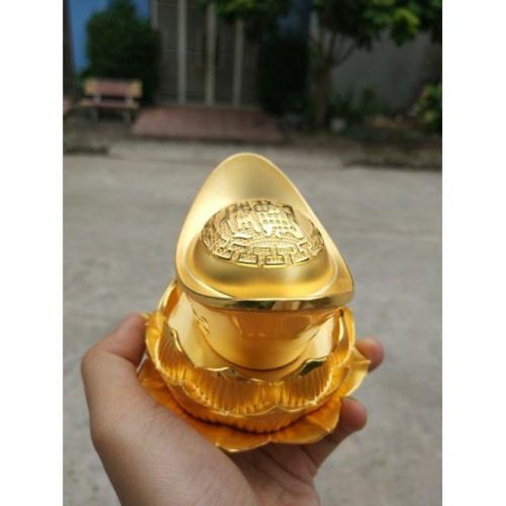 Thoi Vàng Kim Nguyên Bảo Tài Lộc May Mắn