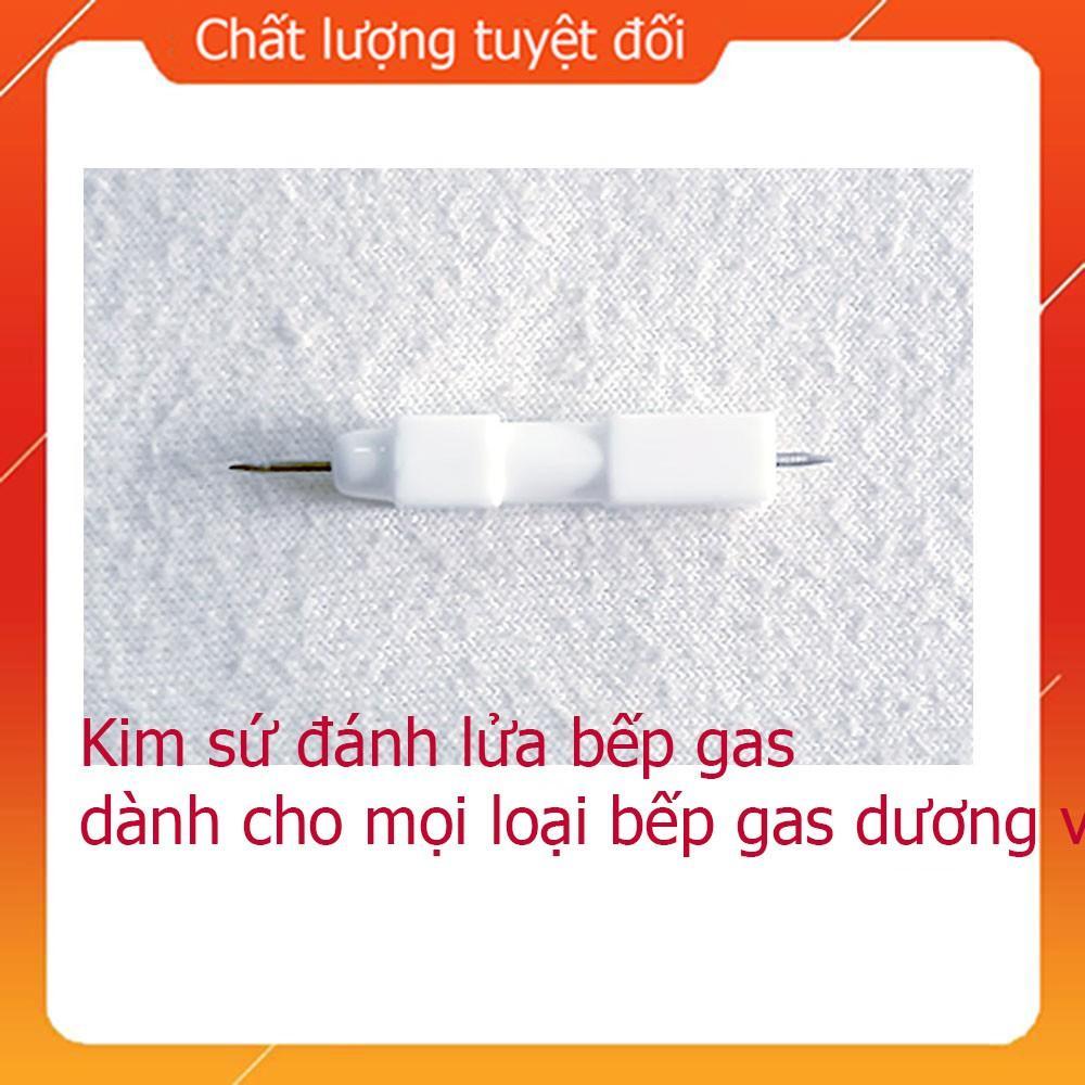 Combo 2 Kim sứ đánh lửa bếp gas (dành cho mọi loại bếp gas dương và bếp du lịch)