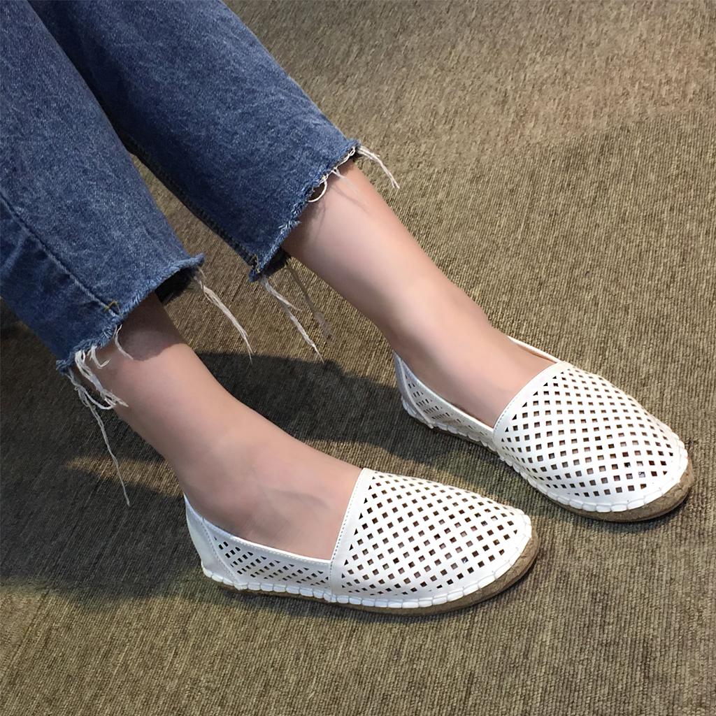 Giày Slip On nữ Thái Lan màu trắng White đẹp tuyệt vời tôn dáng chị em, chất đẹp, mềm êm ngay lần sử dụng đầu tiên