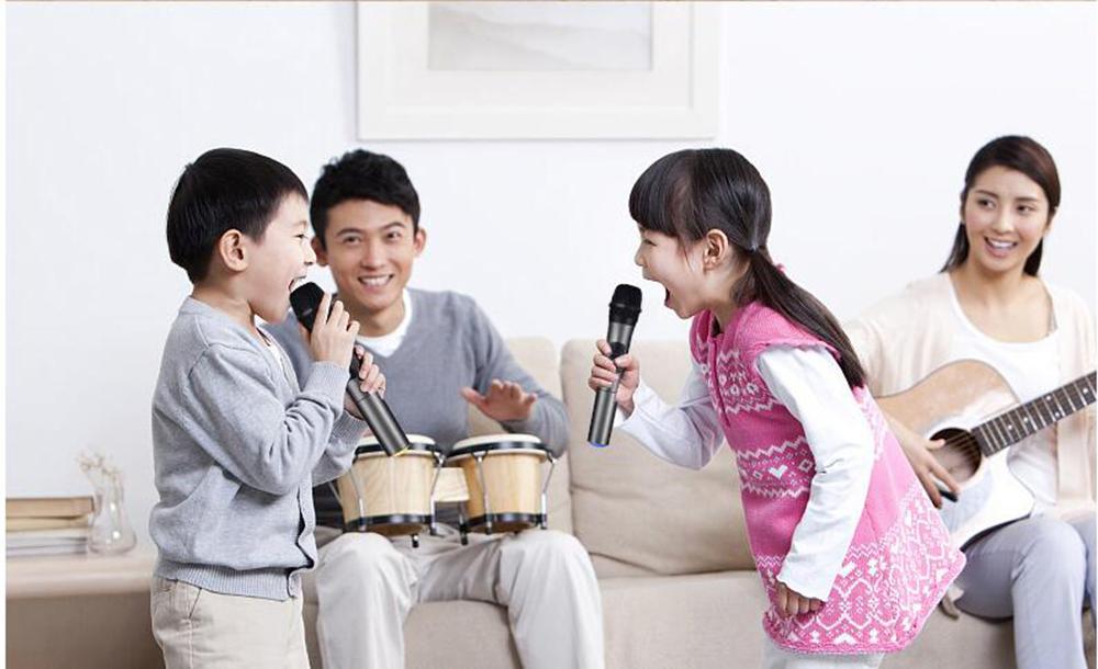 Loa soundbar hát karaoke A9K JY Audio - Hàng Nhập Khẩu