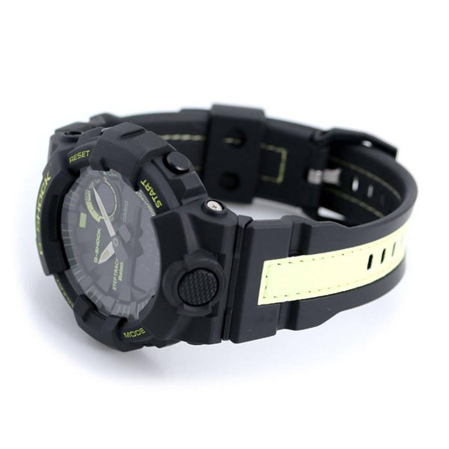 Đồng hồ nam dây nhựa Casio G-Shock chính hãng GBA-800LU-1A1DR