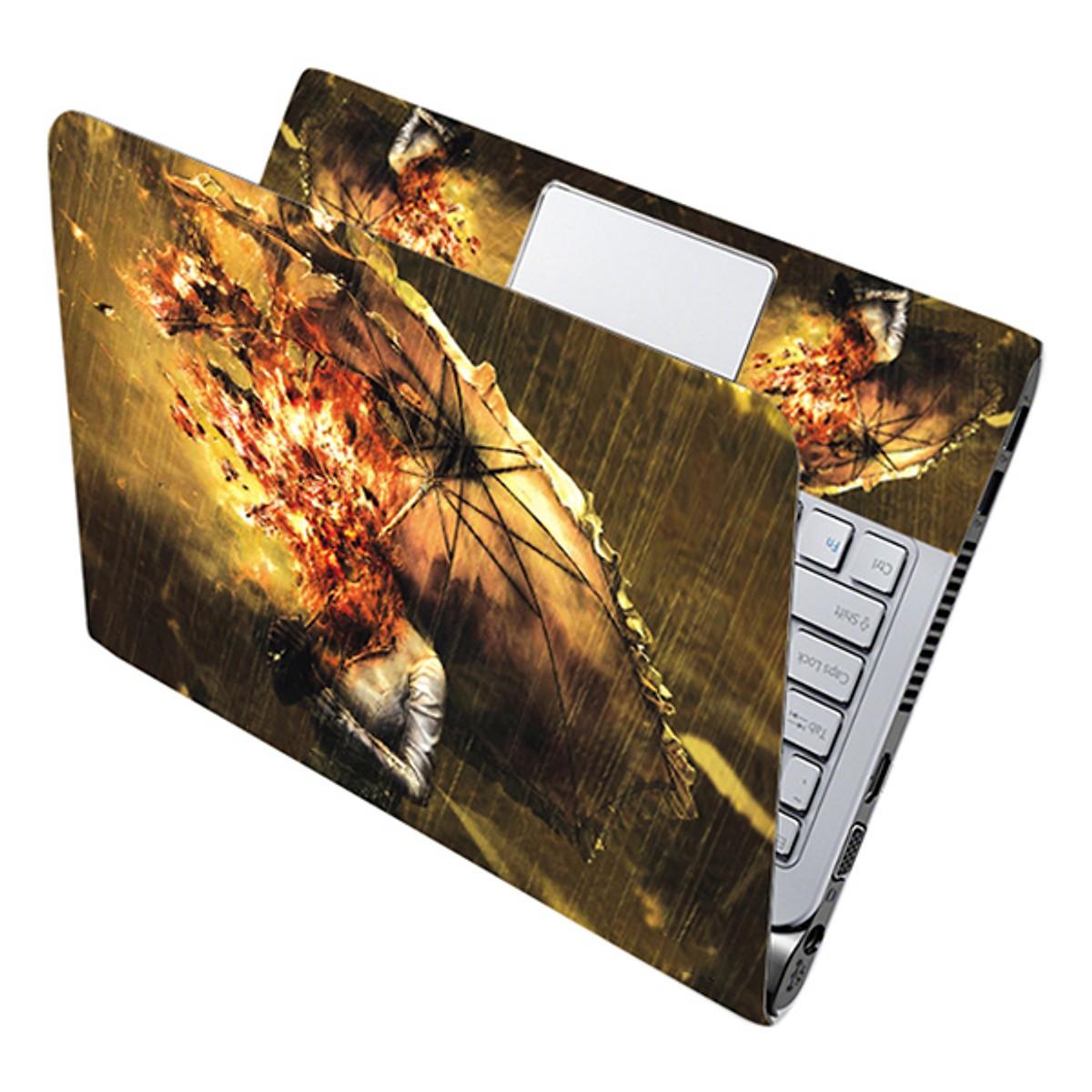Mẫu Dán Decal Laptop Nghệ Thuật  LTNT- 15 cỡ 13 inch