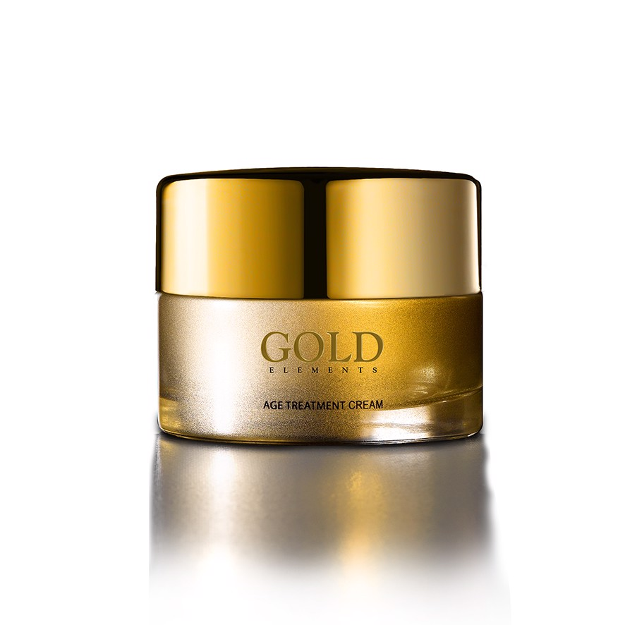 Kem dưỡng chống lão hóa cho mặt Gold Elements Age Treatment Cream